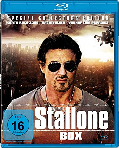 Sylvester Stallone - Cult Collection [Blu-ray]