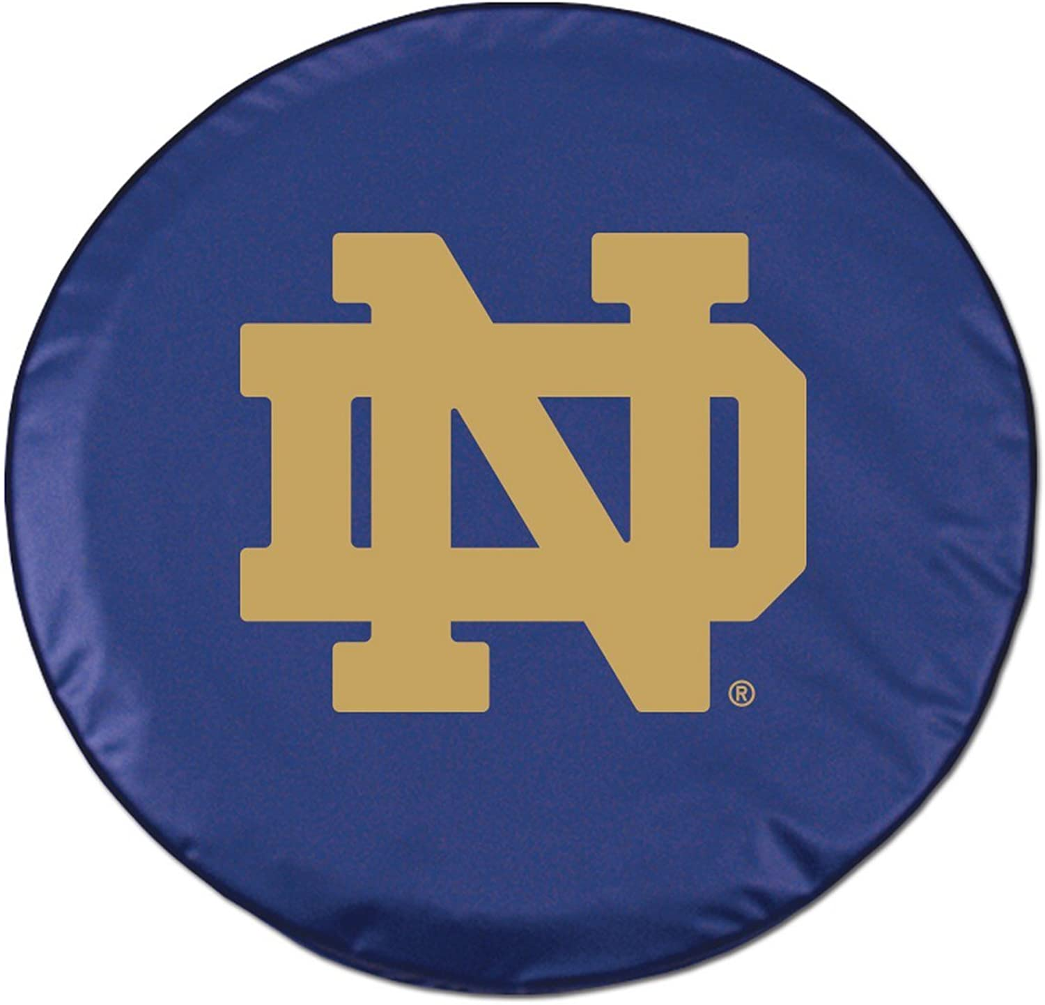 NCAA Notre Dame (ND) Tire Cover
