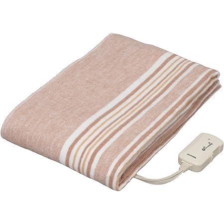 アイリスオーヤマ 【丸洗いOK】 電気敷き毛布 190×130cm EHB-1913-T