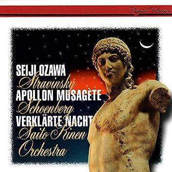 Schoenberg: Verklärte Nacht - Stravinsky: Apollon musagète