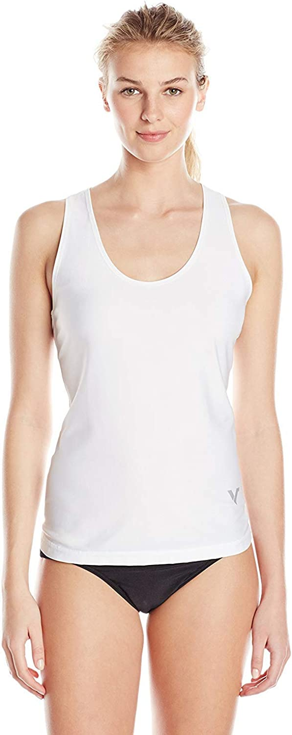 Attention brand Soldering Victory KoreDry Relaxed Fit Racerback Tank Top