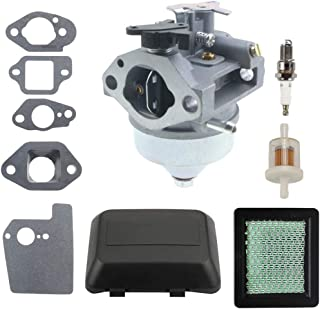 ANTO 16100-Z0Y-853 Carburetor for Honda GC190 GCV190 GCV190LA Ryobi Pressure Washer General Purpose Engines Carburetor Assembly with Air Filter Cleaner Cover Gaskets kit