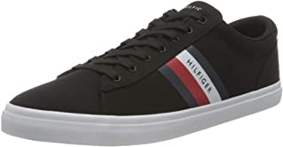 Tommy Hilfiger Essential Stripes Detail Sneaker, Baskets Basses Homme