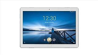 Lenovo TAB P10 (TB-X705L) Tablet, Qualcomm-SNAPDRAGON 450, 10.1 Inch, 64 GB, 4GB RAM, Android 8.1 Oreo, SPARKLING WHITE