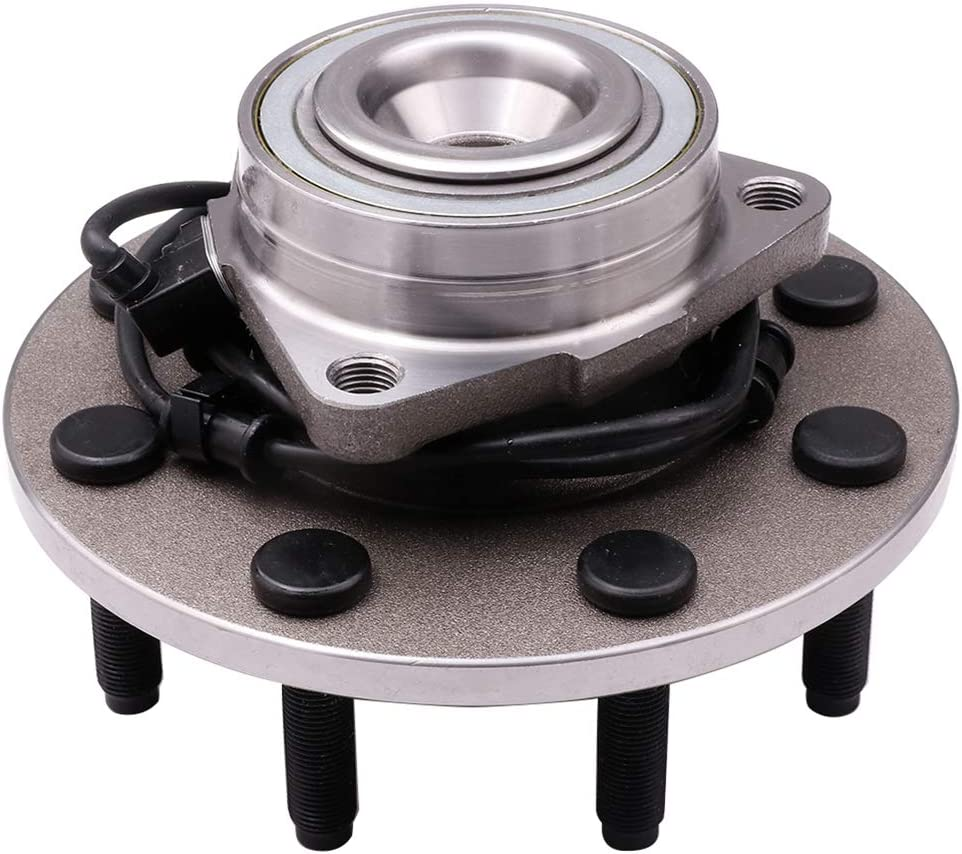 OCPTY New Wheel Hub Bearings Indianapolis Mall front Axle Lugs with Fit ABS for 8 Courier shipping free shipping