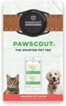 Pawscout Smarter Pet Tag (New Version 2.0) - Cat and Dog Tag, Lost Pet Alerts, Medical Profile, Outdoor Virtual Pet Leash, Walk Tracker, Pet Points of Interest, No Monthly Fees