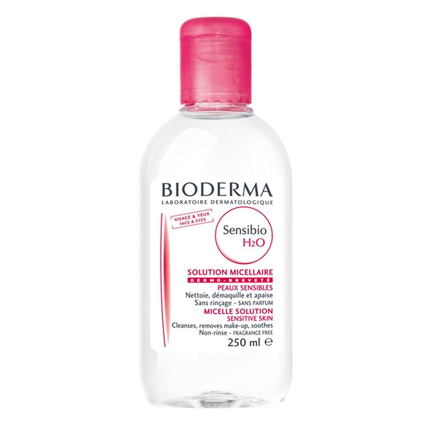 適合しました不良経度ビオデルマ(BIODERMA) サンシビオ H2O D (エイチツーオーD) 250ml[並行輸入品]