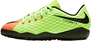 Nike Junior Hypervenom X Phelon III Turf Soccer Shoes