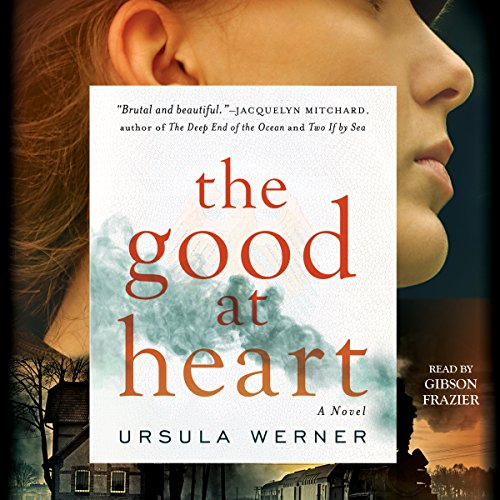 The Good at Heart audiobook cover art