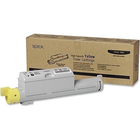 Xerox 106R01220 Toner Cartridge (Yellow,1-Pack)