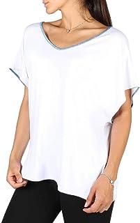EA7 Women's 3YTT53_TJ40Z T-shirt White