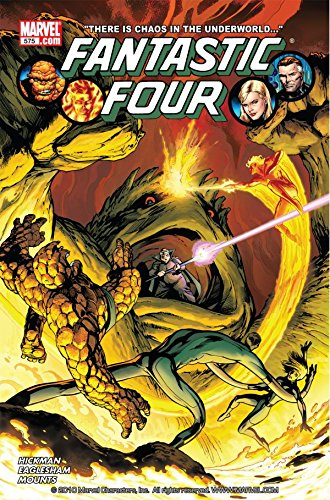 Fantastic Four (1998-2012) #575 (English Edition)