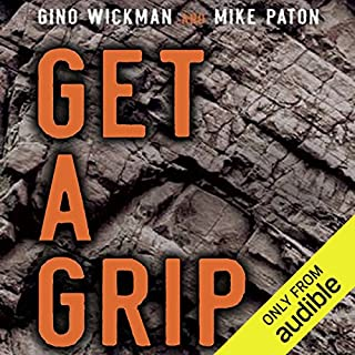 Get a Grip audiobook cover art