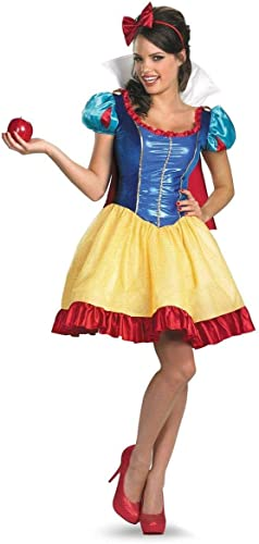 Disney's Snow Weiß Fab Deluxe Adult Costume X-Large