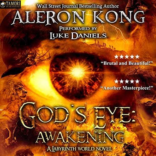 God's Eye: Awakening: A Labyrinth World LitRPG Novel Titelbild