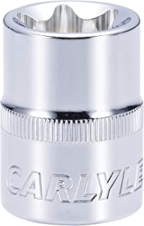 Carlyle Hand Tools S12E24 Socket