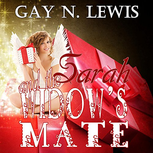 Sarah and the Widow's Mate audiobook cover art
