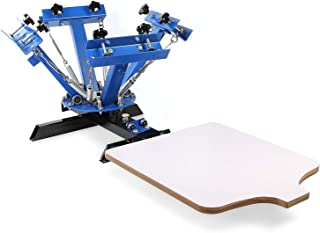 vevor screen printing machine instructions