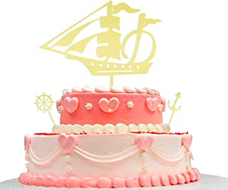 Best boat cake decorating ideas Reviews