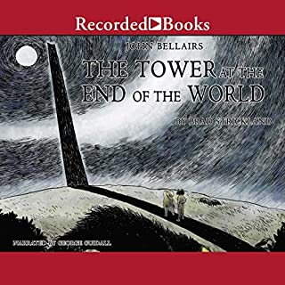 The Tower at the End of the World audiobook cover art