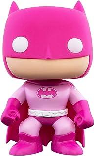 Funko Pop! DC Heroes: Conciencia sobre el Cáncer de Mama - Batman