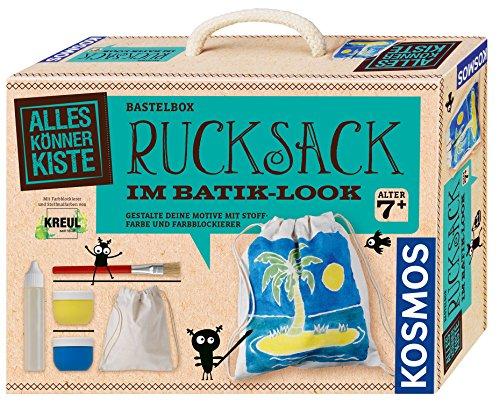 AllesKönnerKiste Rucksack im Batik-Look