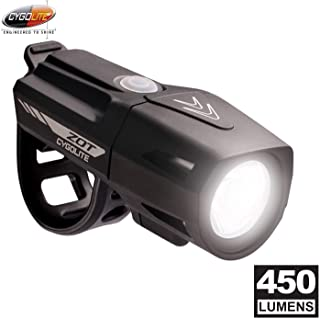 Cygolite Zot 450 USB Rechargeable Bike Headlight