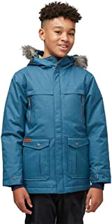 Columbia Barlow Pass™ 600 Turbodown Jacket Blue Heron Melange S (Kids)