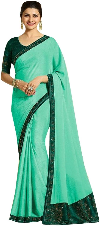 Designer Bollywood Saree Sari Heavy Work Women Latest Indian Ethnic Wedding Collection Blouse Party Wear Festive Ceremony 2815 4