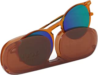 Sponsored Ad - Sunglasses polarized for Men and Women - 100% UV protection - with Compact Case - CRUZ collection