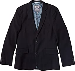 Adaptive VELCRO® BRAND Closure Suit Jacket (Little Kids/Big Kids)