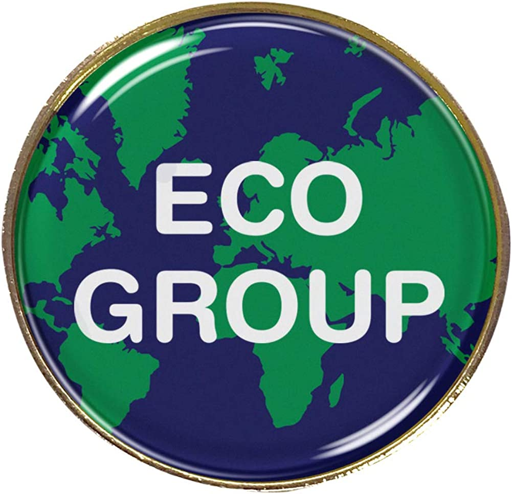 Capricornone Pack of 10 Eco Group 27mm Round School Badges