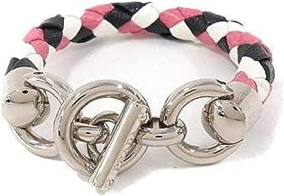 leather toggle bracelet