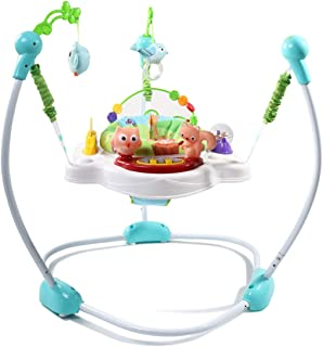 Little Angel Baby Bungee Jumperoo with Rotary Functions, Set of 1