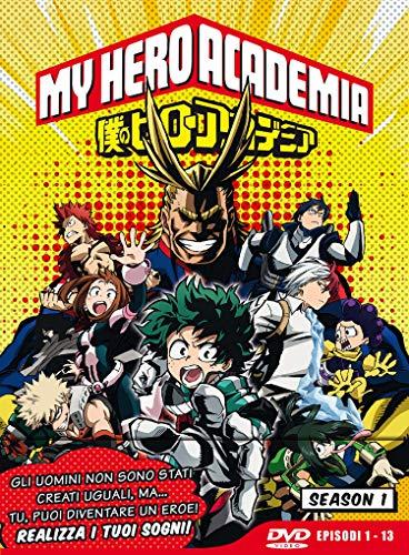 My Hero Academia St.1 (Box 3 Dv) (Eps 01-13) (Ltd Edition)