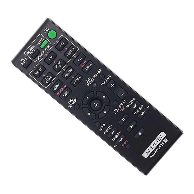 Ceybo Replacement Audio Receiver Remote Control for Sony HBD-TZ140