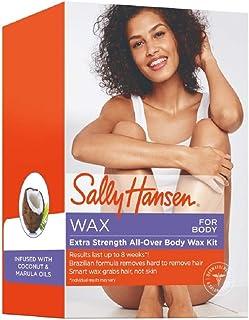 Sponsored Ad - Sally Hansen Hansen Hansen, All-Over Body Waxing Kit, Extra Strength - 1 Ea, 1 Count