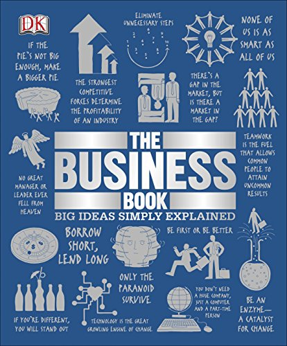 The Business Book: Big Ideas Sim...