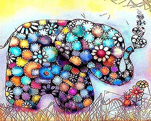 QQWDFQ 1000 Piezas De Rompecabezas, Elefante Y Ratón, 50 Cm 75 Cm De Madera, Es El Más Adecuado para El Ejercicio Mental, Se Puede Personalizar