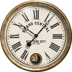 Trademark Time Co. Grand Central Clock Pendulum