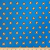 Marvel 0661215 Spider-Man Token Glow Blue Fabric Stoff,