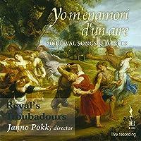 Yo M'enamori D'un Aire. Medieval Songs & Dances