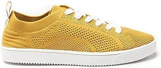 ROCKET DOG Tibor Knit Womens Sneakers Yellow