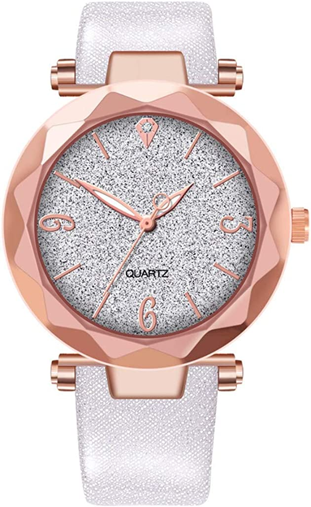 excellence COOKI Max 72% OFF Women Watches Analog Quartz Watch Stainless Steel Fashion