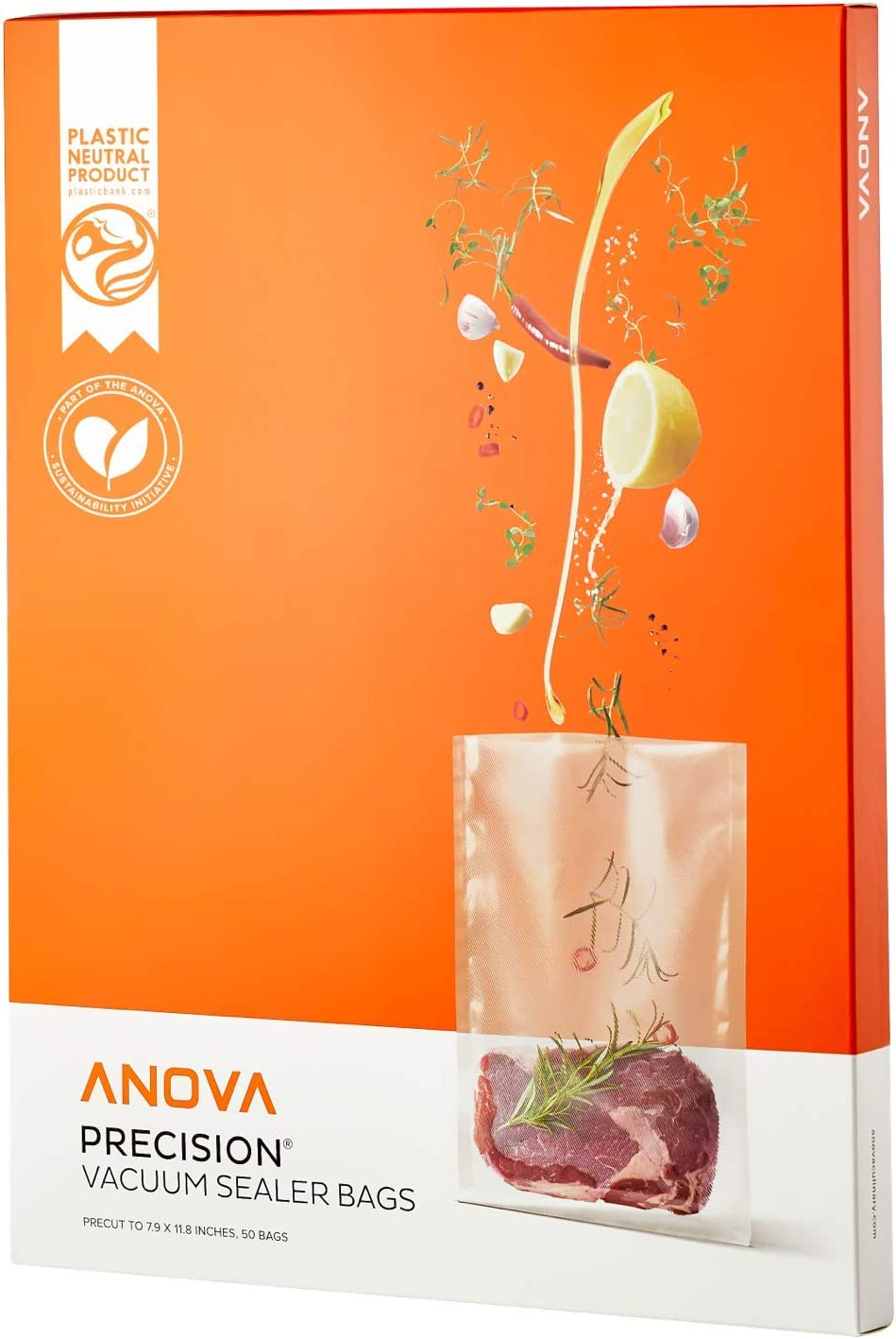 Anova Precision Vacuum Bags Directly managed store Brand new Pre-cut Sealer