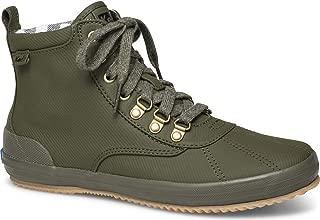 Keds Women's Scout Boot Ii Matte Twill Wx Rain