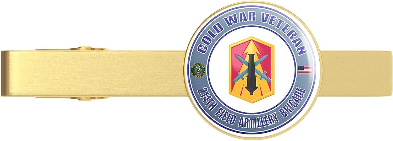 HOF Trading Gold U.S. unisex Army Cheap sale Cold 214th Artillery Brigad Field War
