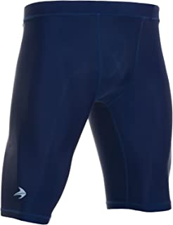CompressionZ Men's Compression Shorts - Athletic Base Layer for Muscle Recovery
