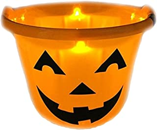 halloween trick or treat buckets