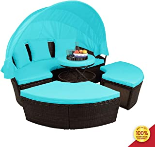 Best round sunbed with canopy Reviews